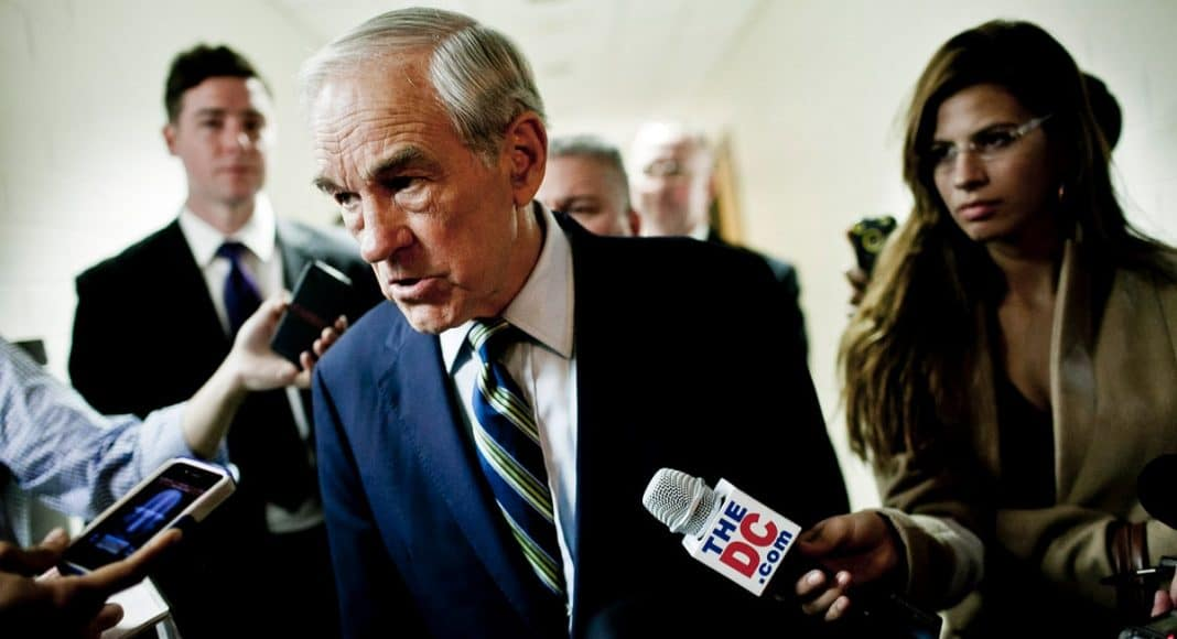 Ron Paul: Jeff Sessions Should Resign Over Marijuana Policies