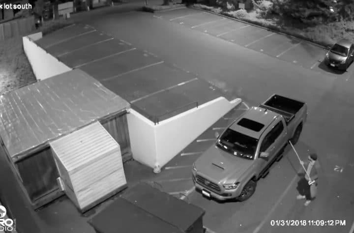 Burglar's Mop-Fueled Robbery Fail