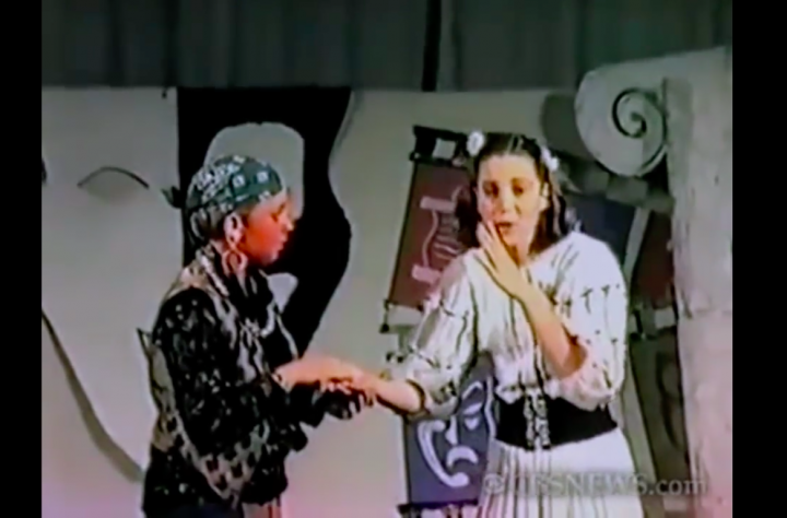 Eerie! Watch Kate Middleton's Future Predicted When She Was 13