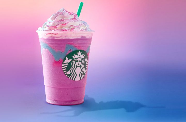 Starbucks Is Releasing A Frappuccino Built To Blow Up IG