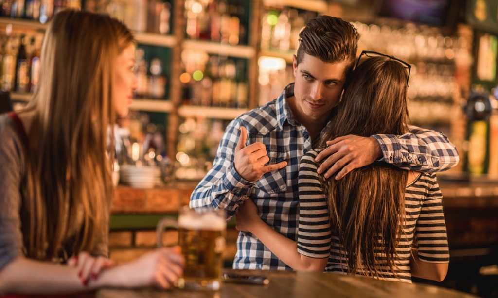 'Back-Burner' Relationships Are More Common Than You'd Think