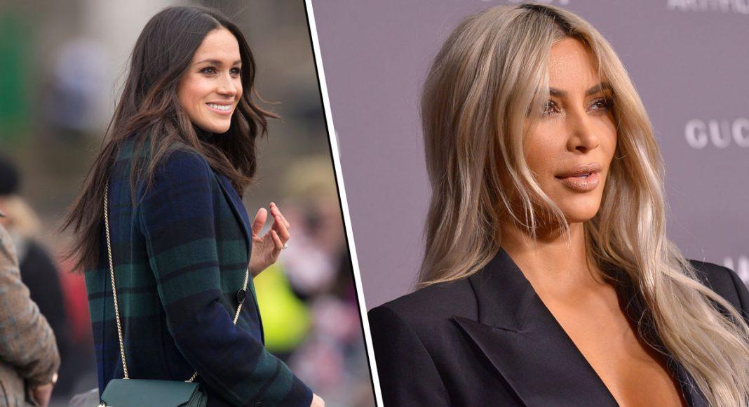 Battle of the Fashionistas: Meghan Markle vs. Kim Kardashian