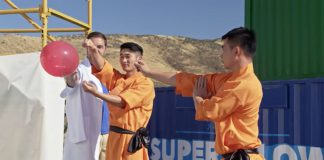 How A Shaolin Monk Broke A Pane Of Glass With A Needle