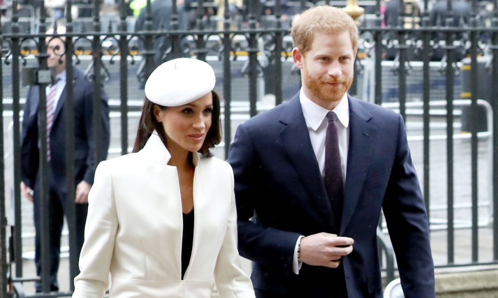Bookies Have Suspended Bets On Meghan Markle's Wedding Dress Designer