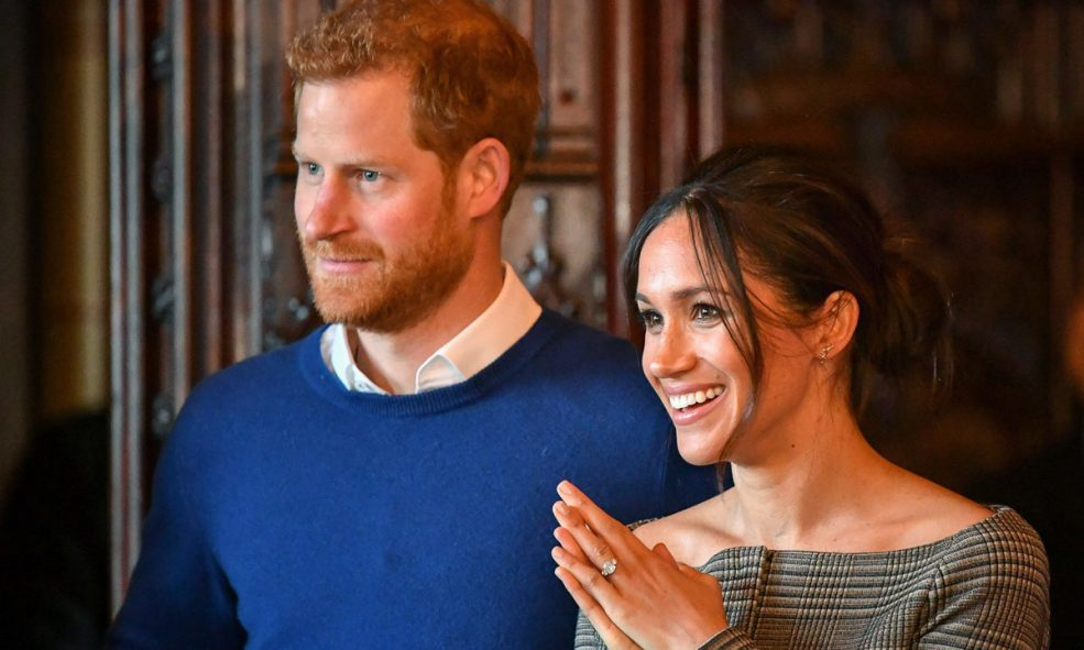 Baker keeping recipe for Harry and Meghan's wedding cake under wraps