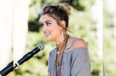 Paris Jackson Claps Back Over Twitter's Marijuana Shaming