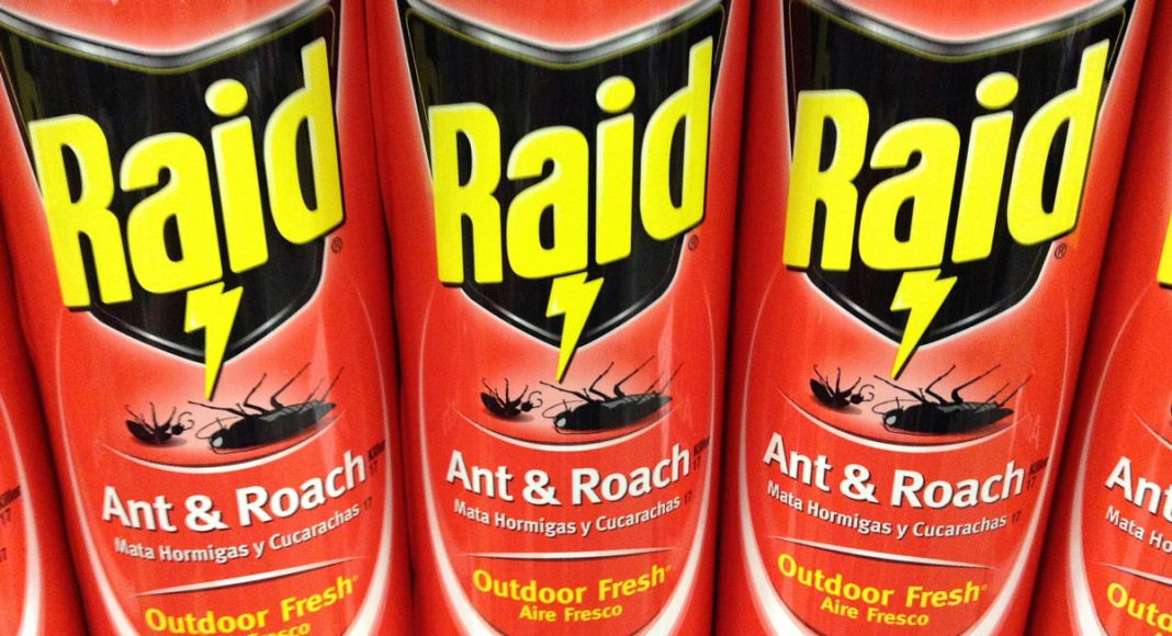 People Are Now Getting High On Bug Killer