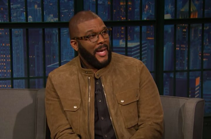 Watch Tyler Perry Teach Seth Myers About Using Marijuana As Sleep Aid