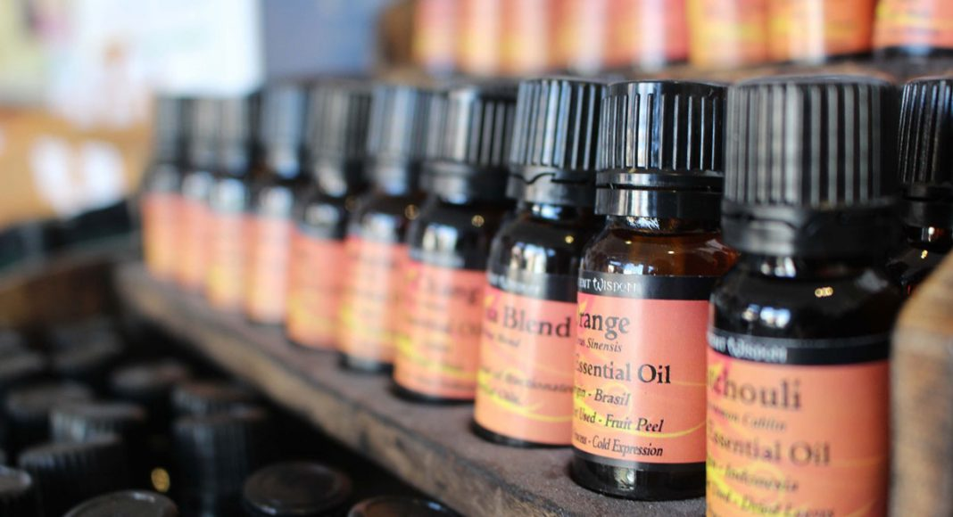 Vaping Essential Oils