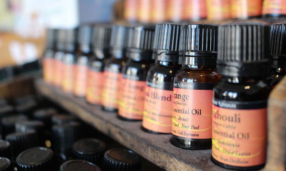 Vaping Essential Oils
