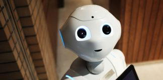 Pepper Is The Coolest Humanoid Robot Even If It's A Little Dumb