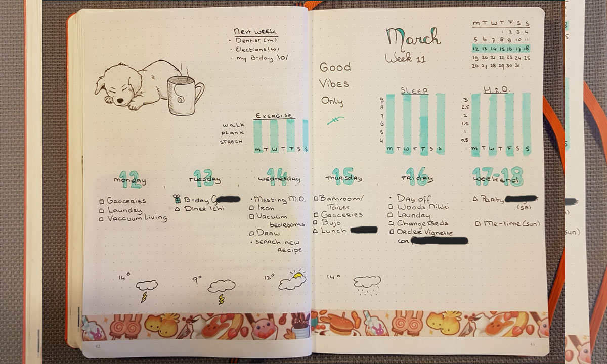 what is a bullet journal and how can it organize your life