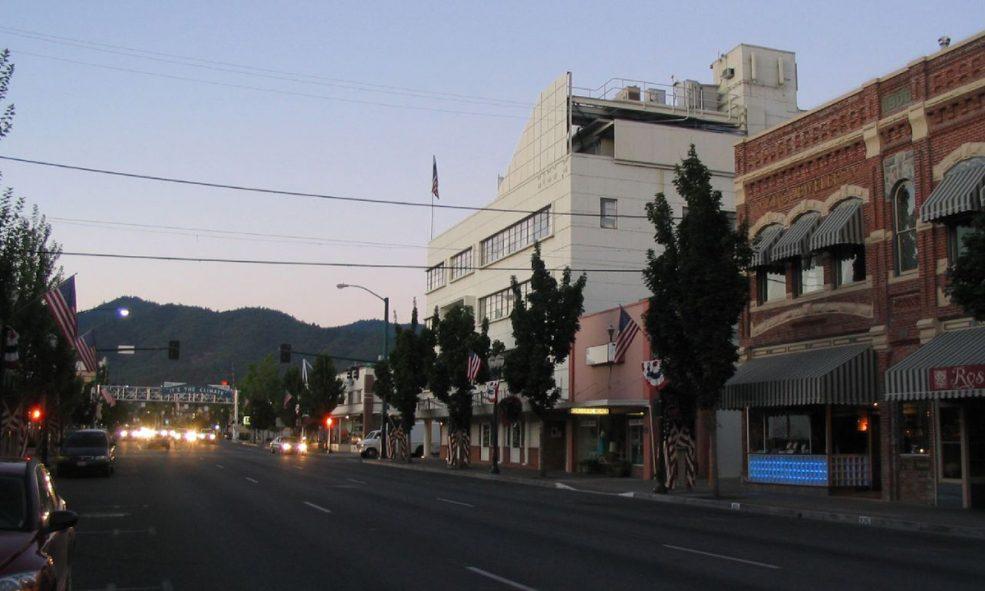 County Sues State Of Oregon To Kill Marijuana Law