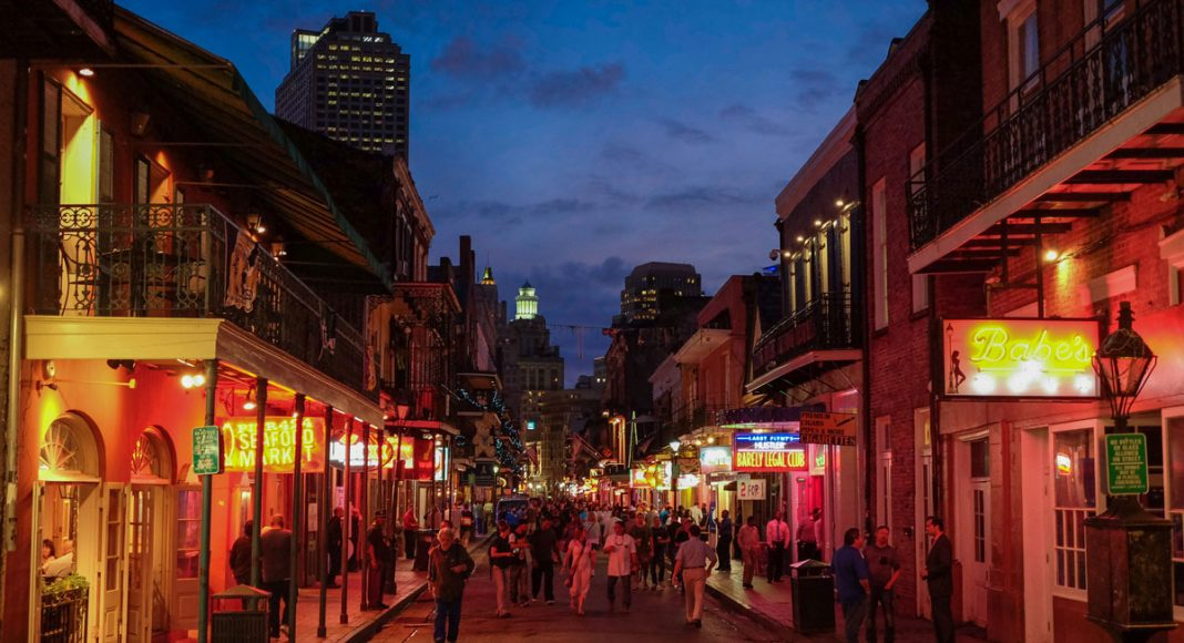 Here's What Happened When New Orleans Decriminalized Marijuana