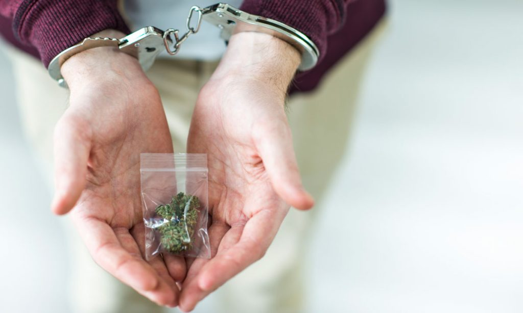 The 5 States With The Highest Marijuana Arrest Rates