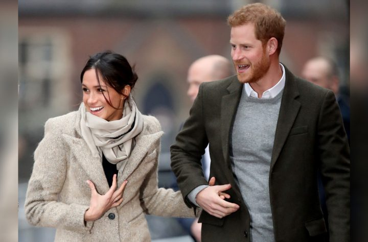 Being A Royal Has Been A 'Romantic Curse' For Prince Harry