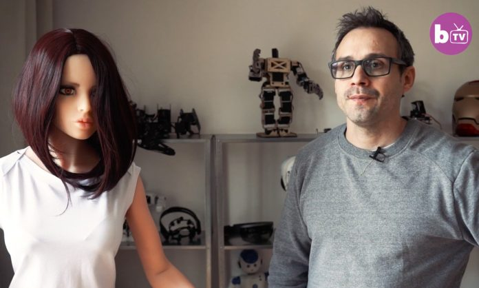 Inventor Of Sex Doll Says It's Been Great For His Marriage