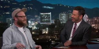Jimmy Kimmel And Seth Rogen Pick Their Dream Toking Partners