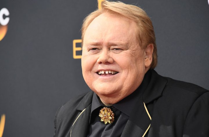 Louie Anderson: 'Let's Legalize Marijuana In All States'