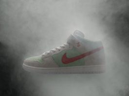 Nike Launches White Widow Sneaker For 4/20