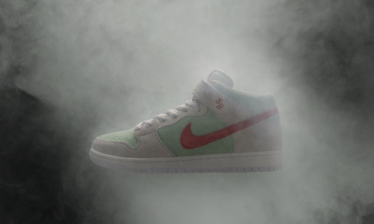 8226a0d04daebd Nike Launches White Widow Sneaker For 4 20