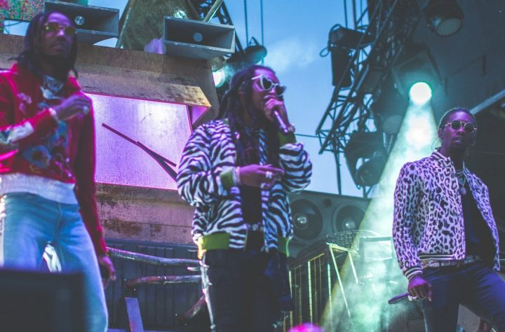 Busted: Police Find Exactly 420 Grams Of Marijuana On Migos Tour Bus