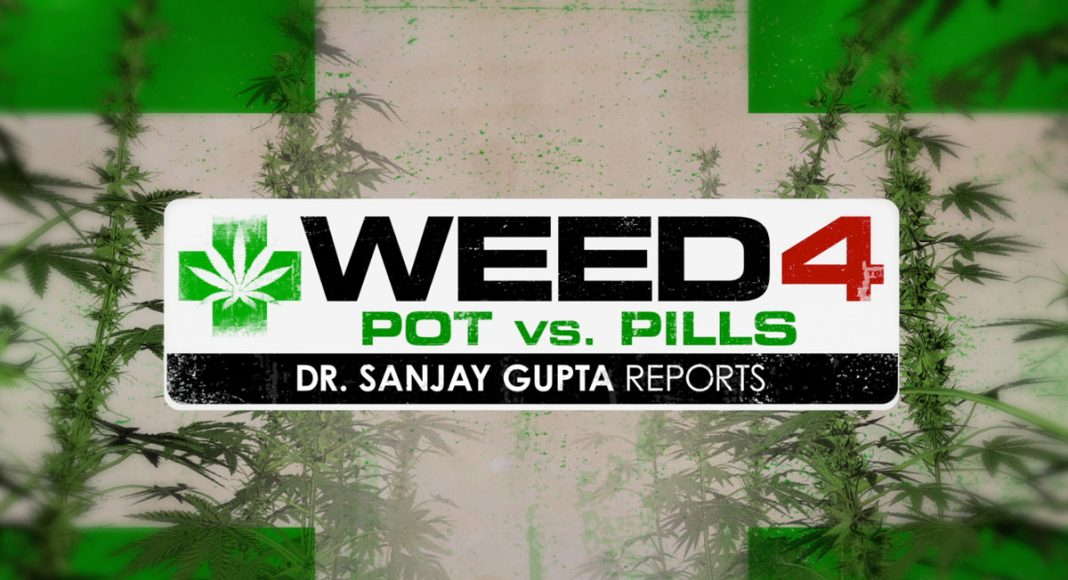 Sanjay Gupta Is Back This Weekend With Part 4 Of His 'Weed' Series