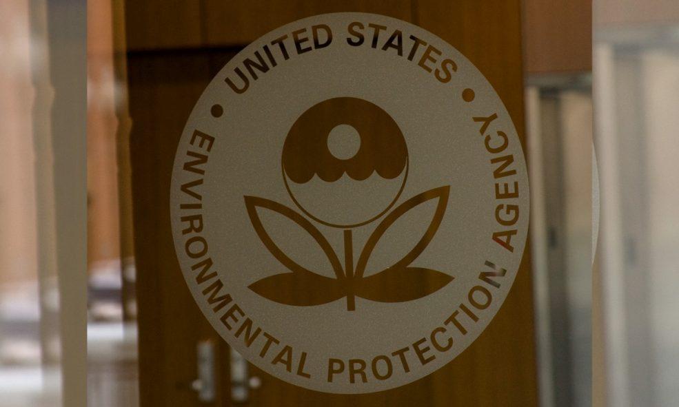 Scott Pruitt Thinks EPA Logo Looks Like Marijuana