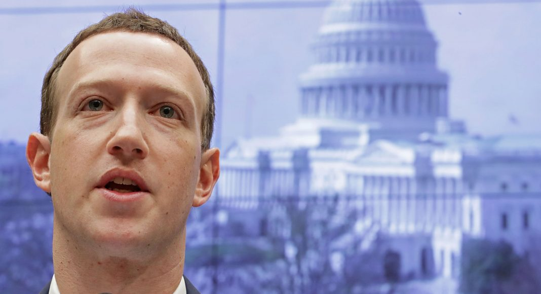 The Best Memes From Mark Zuckerberg's US Senate Appearance