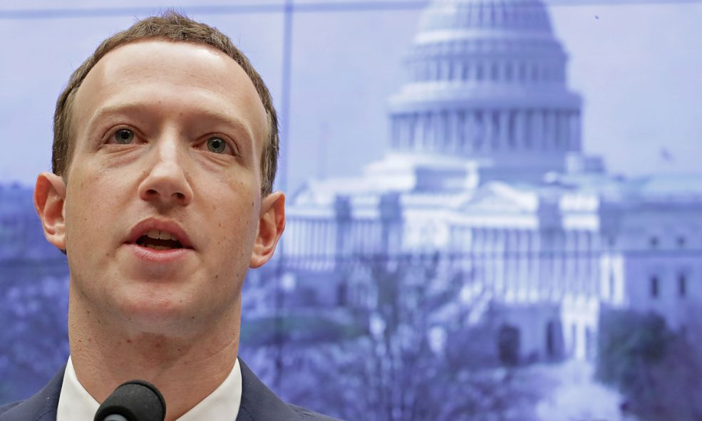 Zuckerberg Asked If Lack of Diversity Hobbled Facebook on Russia