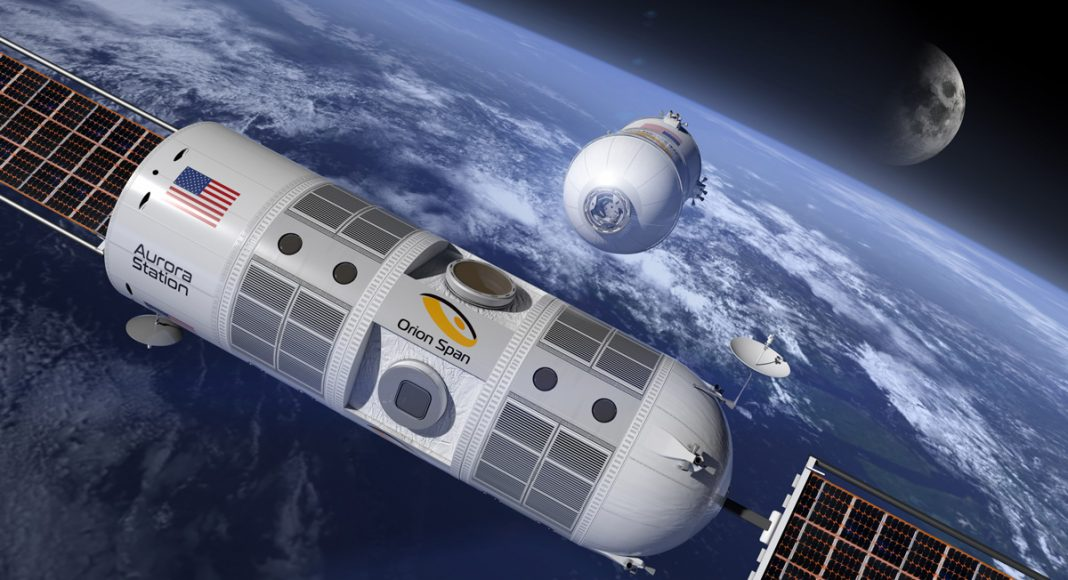 World's First Luxury Space Hotel Is Now Taking Reservations