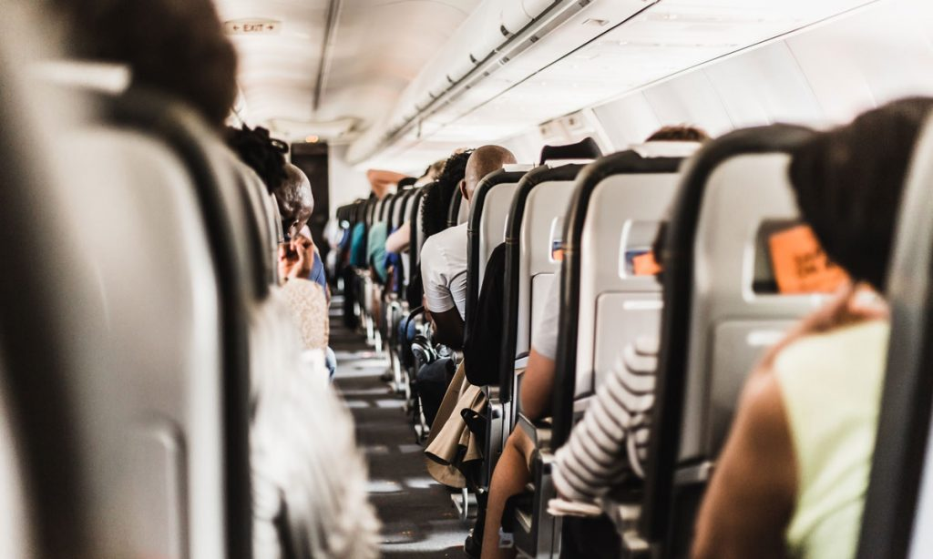 3 Most Popular Places To Have Airplane Sex
