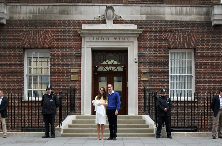 Inside The Private Suite Where Kate Middleton Will Give Birth