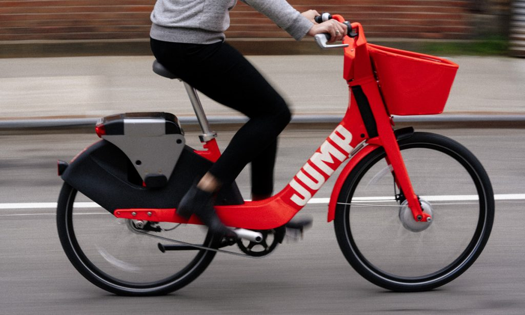 Uber to acquire self-service bicycle firm