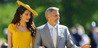 Amal Clooney Is Giving Meghan Markle Advice On How To Live In London