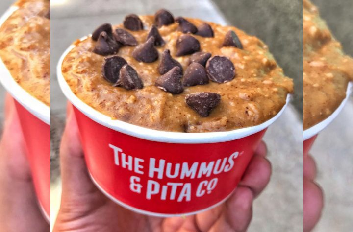 Are Hummus Shakes The Next Big Vegan Dessert?