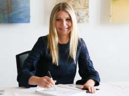 Gwyneth Paltrow On Smoking Weed: 'It's Legal In California Now!'