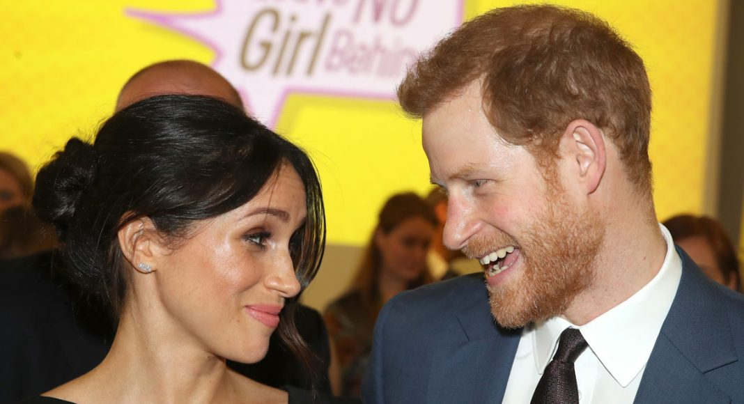 Here's Where Meghan Markle And Prince Harry Are Shacking Up Night Before Wedding
