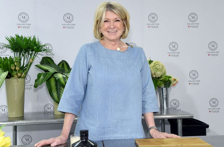 Martha Stewart Can't Believe Oprah Smokes Marijuana