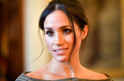 There's A Good Reason Why Meghan Markle Looks Like A Robot In This Video