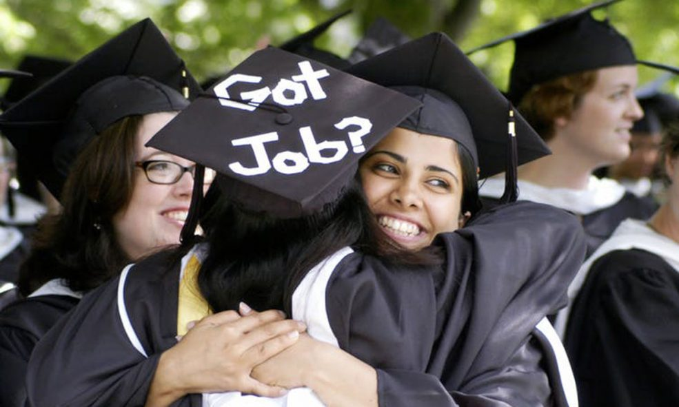 Decoding The Decorated Caps Of Graduates