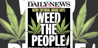 NY Daily News: It's Time To End Reefer Madness!