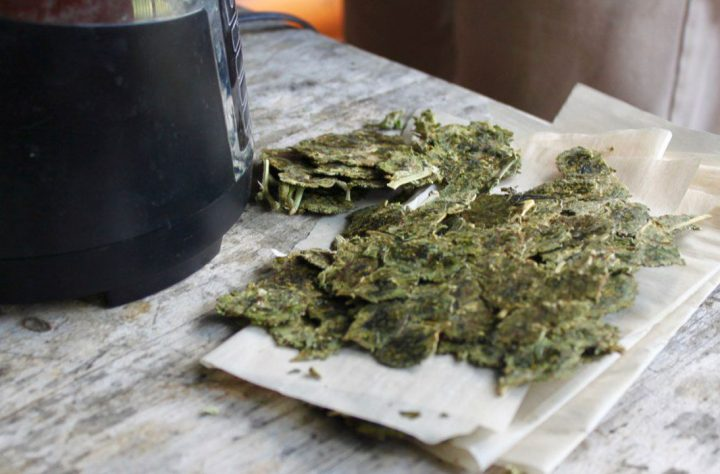 Post Press: What To Do With Marijuana Rosin Chips