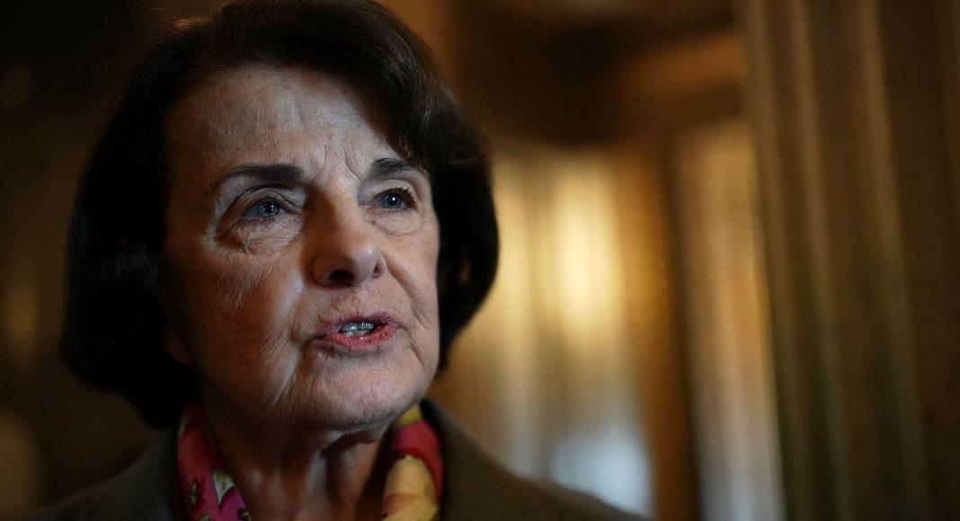 Sen. Dianne Feinstein Admits She No Longer Opposes Legal Marijuana
