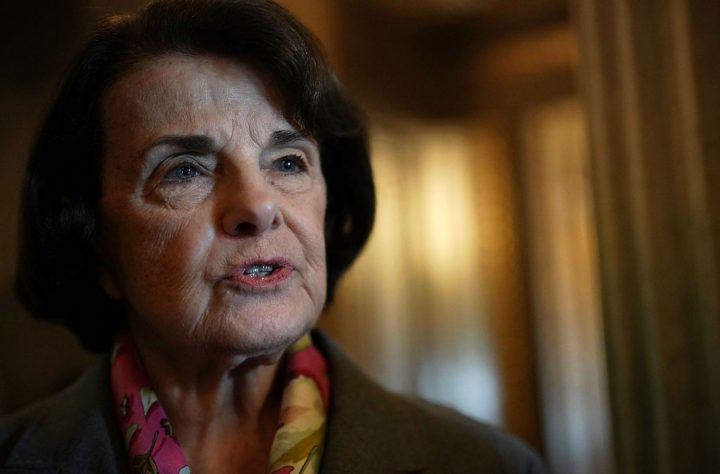 Sen. Dianne Feinstein Admits She No Longer Opposes Legal Marijuana