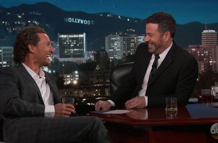 What Happened When Matthew McConaughey Got 'Snooped' By Snoop Dogg