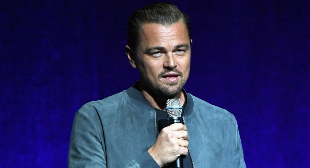 Beetle Species Named After Leonardo DiCaprio