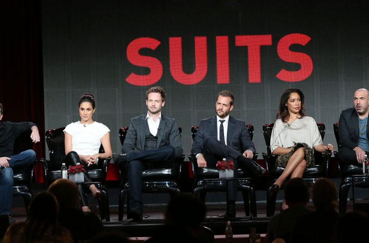 Will These 'Suits' Stars Attend The Royal Wedding?