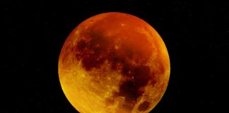 July 27th's Blood Moon Is Supposed To Signal The End Of The World
