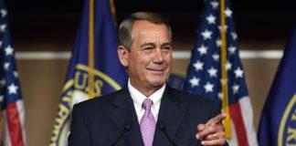 Former House Speaker Boehner Now Wants Feds to Legalize Marijuana